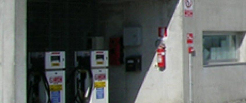 impianto carburante